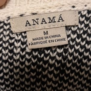 Anama Sweaters - ❤Anama Anthro sweater sz.M/L